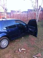 VW Golf MK4 1.8L 20V non-turbo AGN engine (super fast)