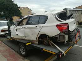 Bmw 125i stripping for spares