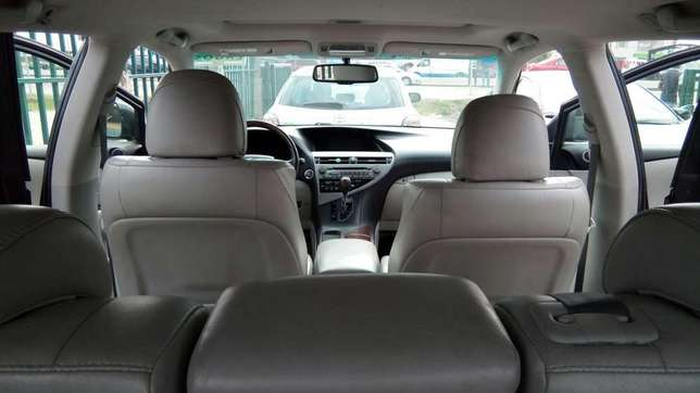 Clean Tin Can Cleared 2010 Lexus RX 350 With Full Factory Options. Lekki - image 6