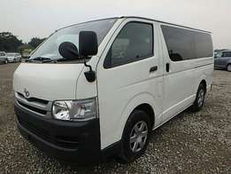 Toyota Hiace Diesel Automatic On Sale