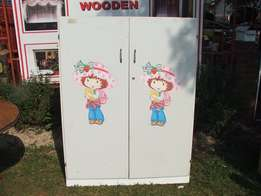 Wood Cupboard