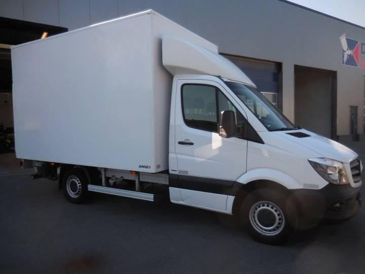 Mercedes-Benz 316, Lbw Camera Manual Navi Spur Klima Sprinter - 2016