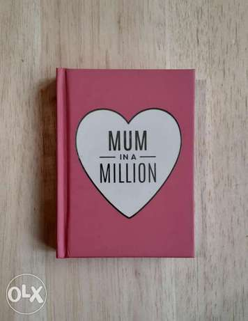 Mum in a Million pocket book.