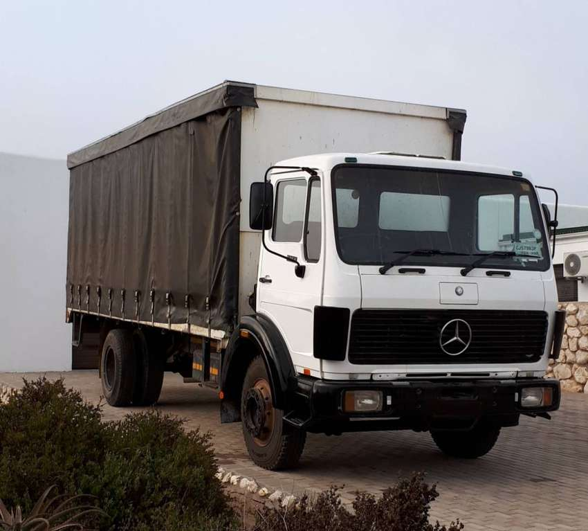 988fb8e853 MERCEDES BENZ 1312 WATER TRUCK   WATER CARRIER   7 TON - FOR SALE ...