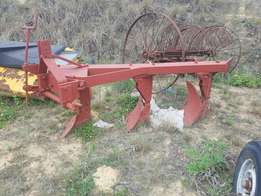 3 Furrow beam plough, For sale