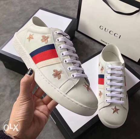 Gucci sneakers Lagos - image 1