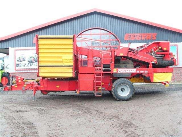 Grimme Se 150 60 Nb - 2008