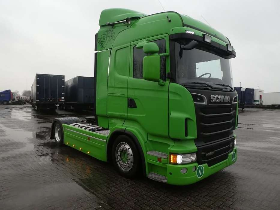 Verbazingwekkend Scania R500 hl meb retarder - 2014 for sale   Tradus ES-73