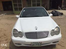Super clean C class for fast sale