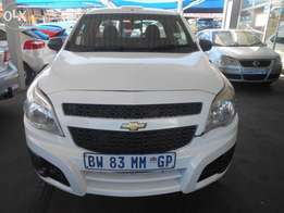 Chevrolet Utility 2012 Single Cab Bakkie 1.4 Manual Gear 126,000 km