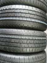 255/70R16 brand new tyres Continental cross contact on sale for bakkie