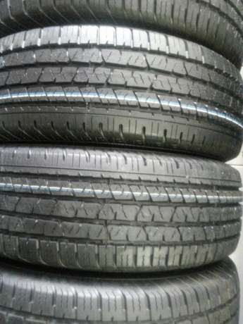 255/70R16 brand new tyres Continental cross contact on sale for bakkie Pretoria West - image 1