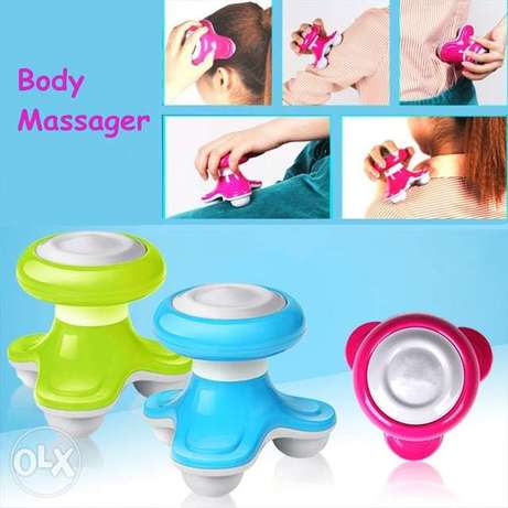 electrical mini massager