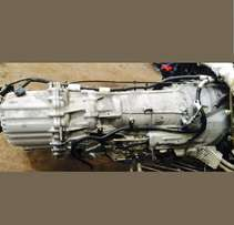 Discovery 4/range rover gearbox