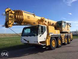 Liebherr LTM 1090-4.1 - To be Imported