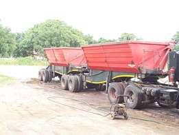 2014 Trailord Linked Side Tipper Trailer