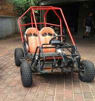 Kids 110cc pipecar good for kids 5 to 10,bargain and good running con