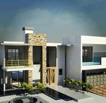 3D House Designs and Creations