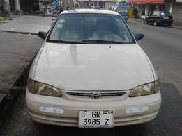 Nice toyota corolla for sale