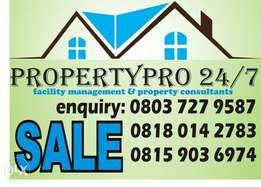 URGENT SALE!!! A block of four flat of three bedrooms