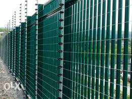 electric fence and alarm system installation