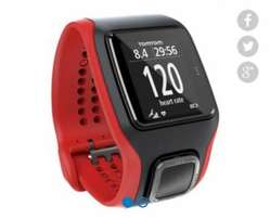 TomTom Multisport Heart Rate watch