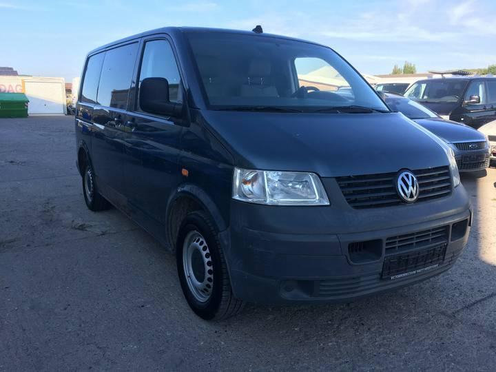 Volkswagen T5 Transporter Kasten 4Motion Klimaanlage - 2005