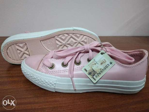 Brand new CONVERSE shoe (size 36) (pink)