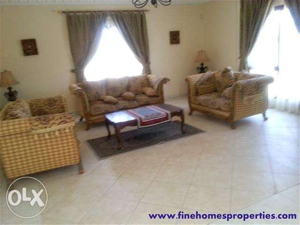 Fully furnished apartment for rent at Sanad سند -  2