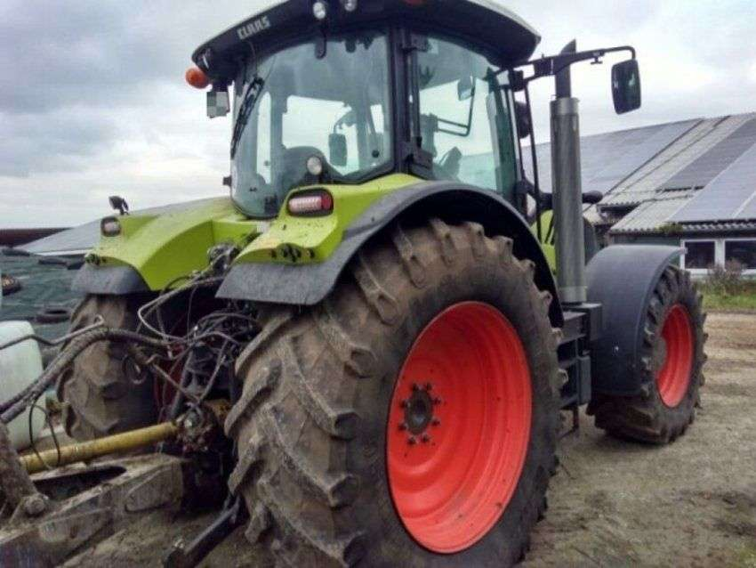 Claas arion 650 - 2015 - image 10