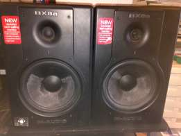 BX 8a M-Audio Studio monitor speakers for sale. good condition R4500