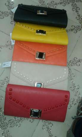 Leather clutch bags. Can be sling bag too Nairobi CBD - image 4