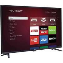 new brand 32 inch tcl smart TV connect wifi,youtube,google,facebook cb