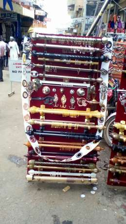 Curtain rods in mony type color Kampala - image 1