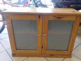 1 X Pine Cabinets FOR SALE