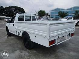 Isuzu Dmax single cab