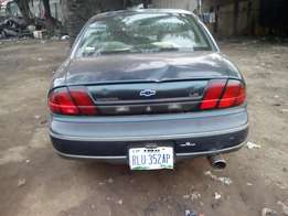 First body clean naija used rugged Chevrolet 100% ok
