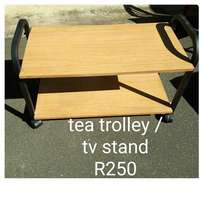 Tea trolley / TV stand for sale