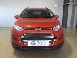 2014 Ford Eco Sport 1.5TDCi With Only 56 671km