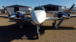 1974 Baron B58 with 0 hr Engines !