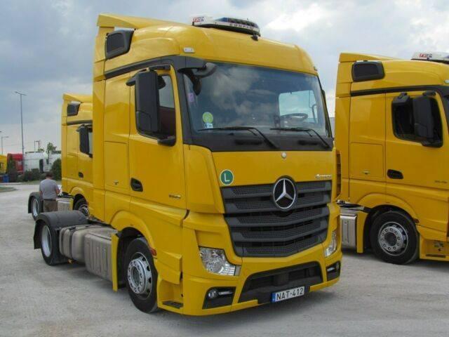 Mercedes-Benz 30 x  Actros 1845 LSNRL - 2015