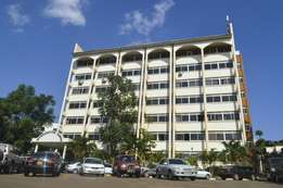 300sqm office space on 4th floor at Interservce Tower Nakasero