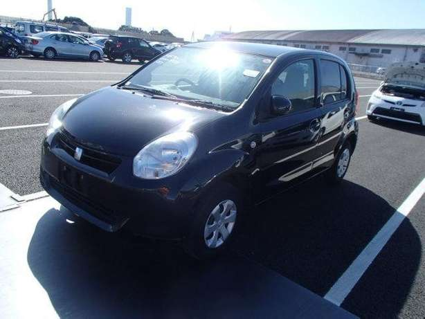 Just arrived Toyota Passo Black Mombasa Island - image 7