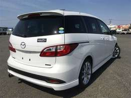 Mazda Premacy new shape brand new car