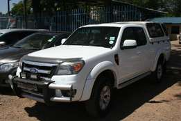 Ford Ranger XTL 2010 Model 3000 cc Manual Diesel