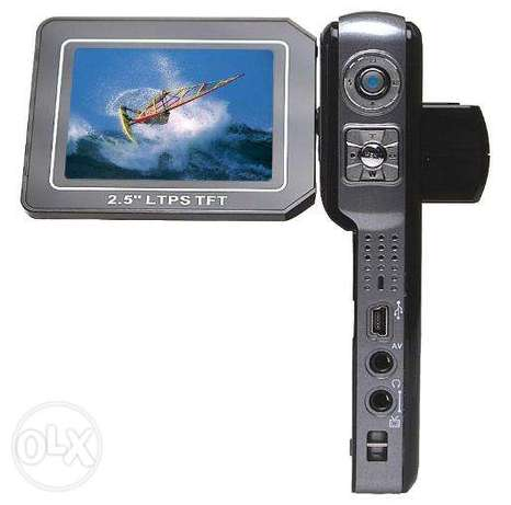 Jay-Tech DSC5120 digital camcorder / 3$ delivery charge / 1$= 1500LL