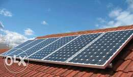 Construction of inverters and solar works