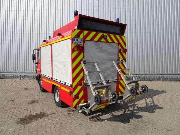 Iveco ML 80E17K Calamiteiten truck, Electricity aggregate, Elek... - 2006 - image 2