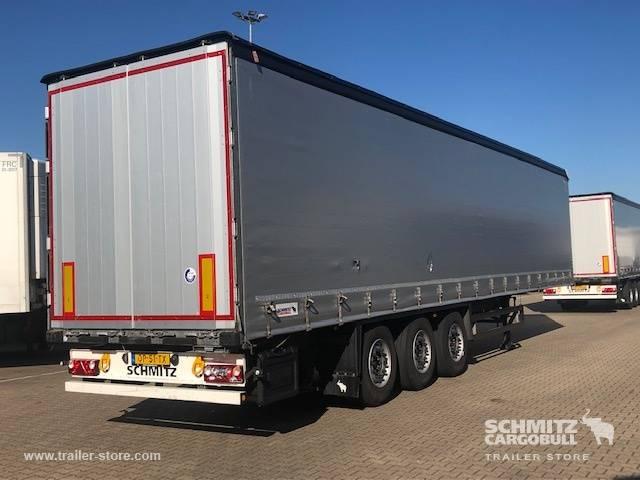Schmitz Cargobull Schuifzeil Standard - 2017
