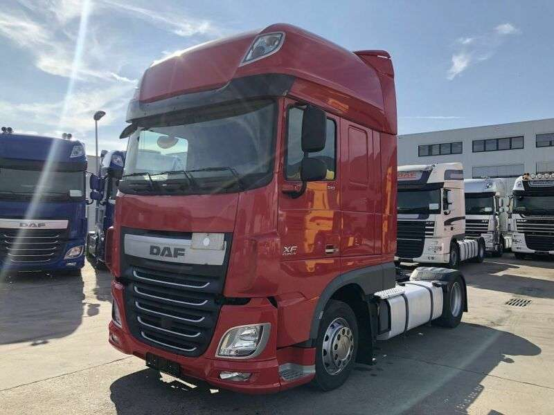 DAF XF106.510 SSC Low Deck / Leasing - 2016